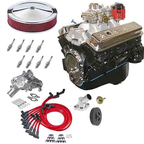 Blueprint engines bp35511ctc1k sbc 355ci dress engine kit jegs blueprint engines bp35511ctc1k malvernweather Image collections