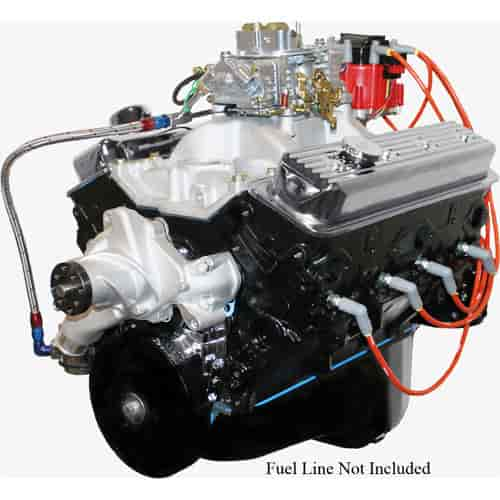 Blueprint Engines BP3830CTC1 - Blueprint Engines Small Block Chevy 383ci / 405HP / 440TQ