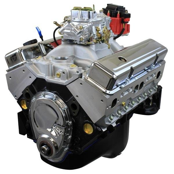 Blueprint engines bp38318ctc1 sbc 383ci base engine 436hp w carb blueprint engines bp38318ctc1 malvernweather Images