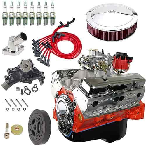 Blueprint engines bp38318ctc1k sbc 383ci base engine kit jegs blueprint engines bp38318ctc1k malvernweather Choice Image