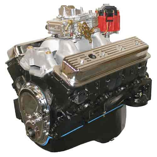 Blueprint Engines BP3832CTC1 - Blueprint Engines Small Block Chevy w/Cast Iron Heads 383ci/ 310HP/ 385TQ