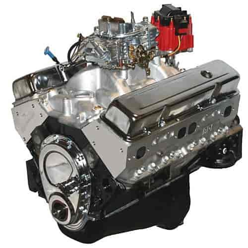 Blueprint Engines BP3834CTC1 - Blueprint Engines Small Block Chevy 383ci / 420HP / 450TQ