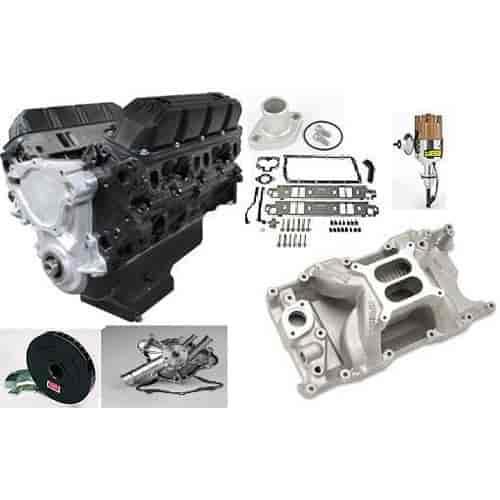 Blueprint Engines Small Block Chrysler 408ci Stroker Base Engine Kit  375HP/460TQ