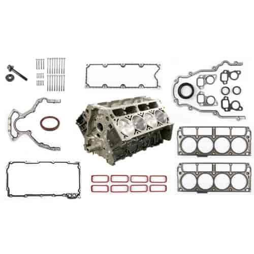Blueprint engines bpls3640k 364 short block kit for ls126 heads blueprint engines bpls3640k malvernweather Images
