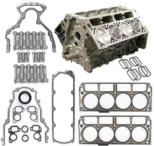 Blueprint engines bpls3640k1 364 short block kit for ls3 heads blueprint engines bpls3640k1 malvernweather Choice Image