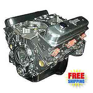 Blueprint Engines MBP3830CT - Blueprint Engines Small Block Chevy Marine 383ci/ 405HP/ 450TQ