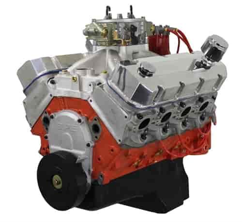 Blueprint Engines Pro Series Big Block Chevy 632 ci Carburetor Dress Engine