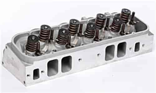 Blueprint Engines PS8013 - Blueprint Engines Big Block Chevy 316cc Aluminum Cylinder Heads