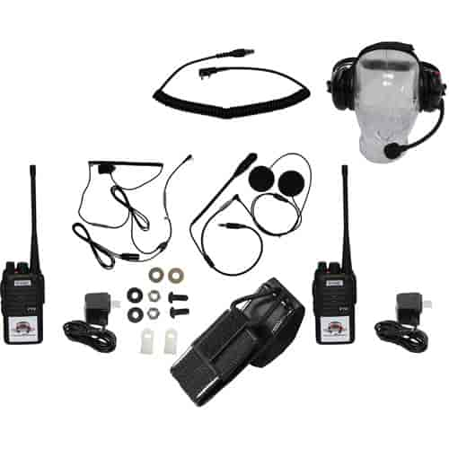 Rjs Racing Equipment 600080143 Elite Series 2 Man Radio System 3