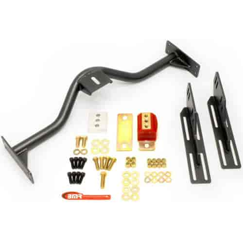 BMR Suspension TCC005H - BMR Suspension F-Body Transmission Conversion Crossmembers