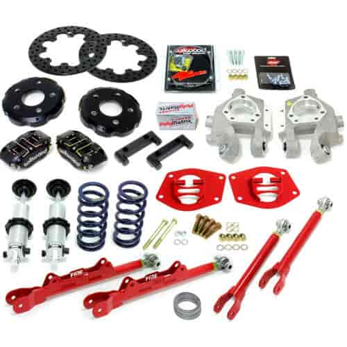 BMR Suspension DRP007HK