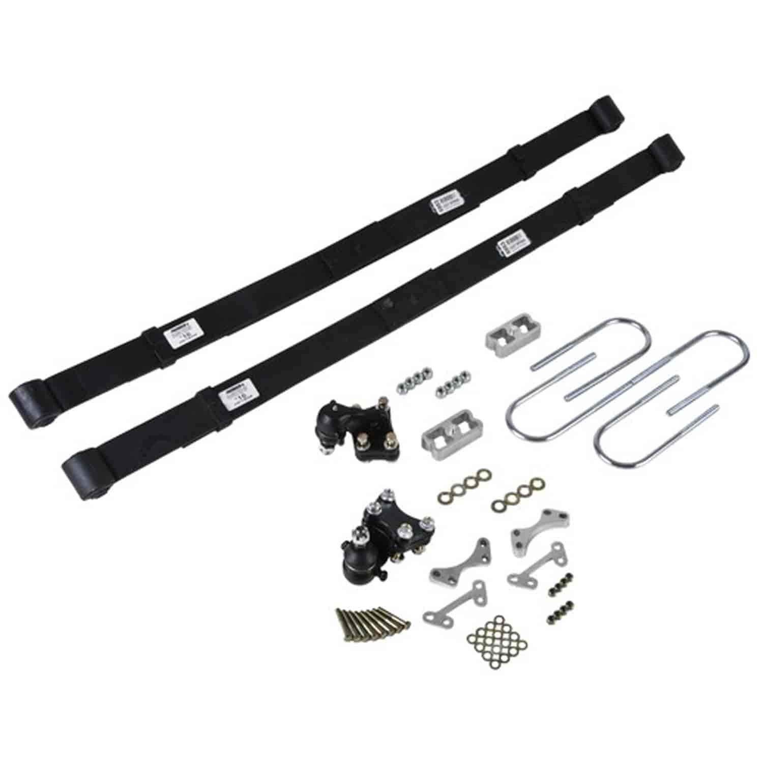 2012 Chevrolet Colorado Regular Cab Head Gasket: Belltech 604: Complete Lowering Kit For 2004-2012 Chevy