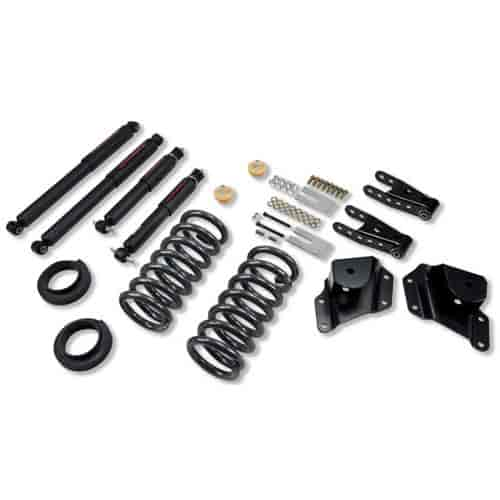 belltech 664nd  complete lowering kit for 1999
