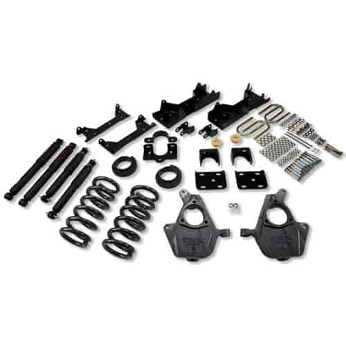 Belltech 671ND - Belltech Complete Lowering Kits