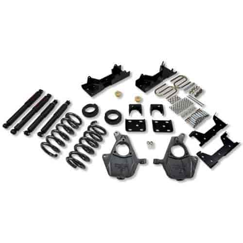 Belltech 675ND - Belltech Complete Lowering Kits