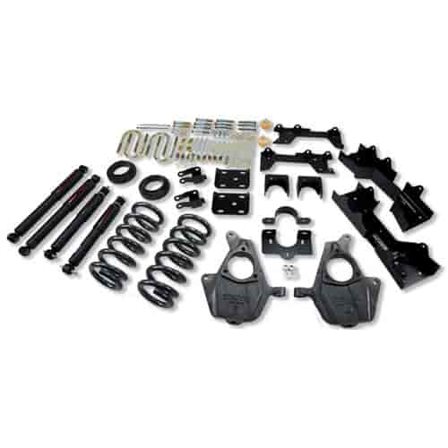 Belltech 680ND - Belltech Complete Lowering Kits