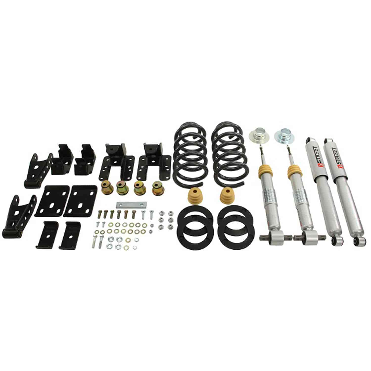 belltech 987sp  complete lowering kit for 2014