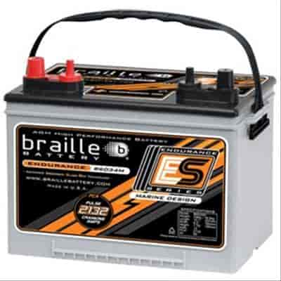 Braille Battery B6034M