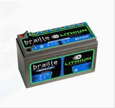 Braille Battery ML7T