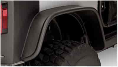 Bushwacker Body Gear 10052-07 - Bushwacker Fender Flares for Jeep
