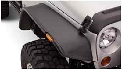 Bushwacker Body Gear 10053-07 - Bushwacker Fender Flares for Jeep