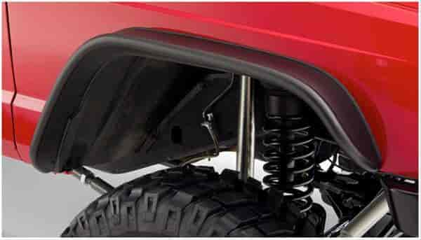 Bushwacker Body Gear 10063-07 - Bushwacker Fender Flares for Jeep