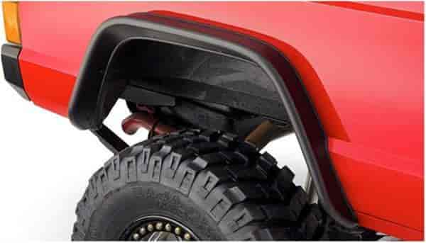 Bushwacker Body Gear 10064-07 - Bushwacker Fender Flares For Jeeps