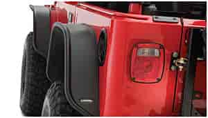 Bushwacker Body Gear 10056-07 - Bushwacker Fender Flares For Jeeps