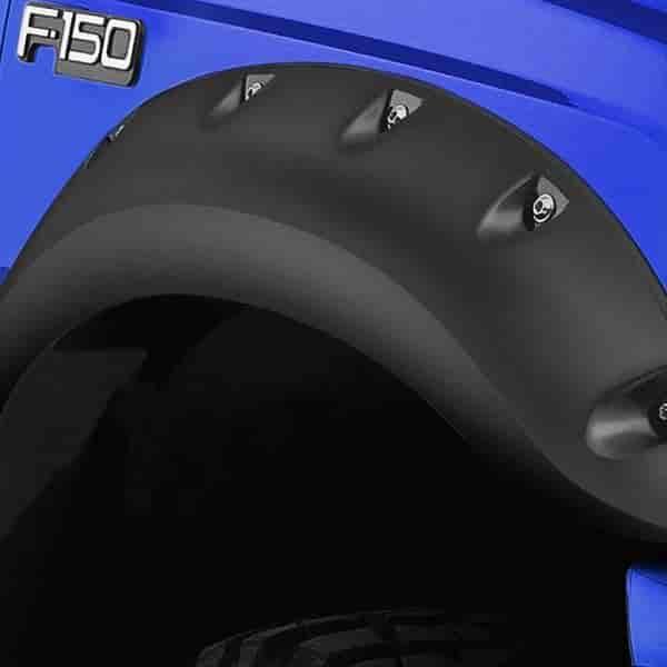 Bushwacker Body Gear 20940-02: Cut-Out Style Fender Flares