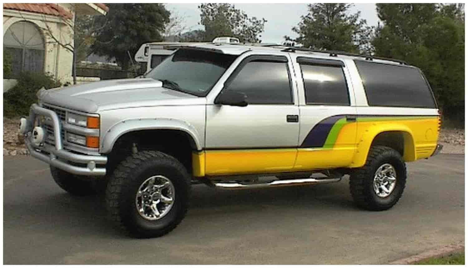 Bushwacker Body Gear 40947-02 - Bushwacker Cut-Out Fender Flares