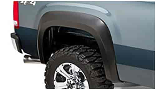 Bushwacker Body Gear 40110-02 - Bushwacker Extend-A-Fender Flares