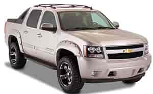 Bushwacker Body Gear 40948-02 - Bushwacker Pocket-Style Fender Flares