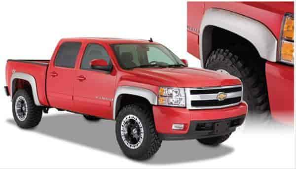 Bushwacker Body Gear 40938-02 - Bushwacker Extend-A-Fender Flares