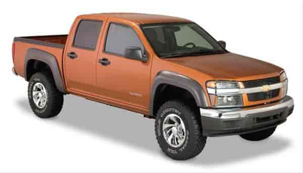 Bushwacker Body Gear 41029-02 - Bushwacker Extend-A-Fender Flares