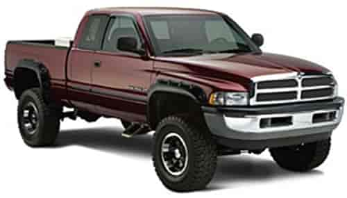 Bushwacker Body Gear 50908-02 - Bushwacker Pocket-Style Fender Flares