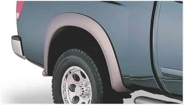 Bushwacker Body Gear 70010-02 - Bushwacker Extend-A-Fender Flares