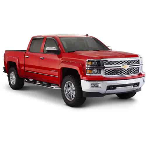 Bushwacker Body Gear 40957-02 - Bushwacker Pocket-Style Fender Flares