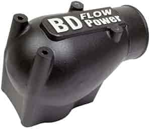 BD Diesel 1041570 - BD Diesel Performance X-Flow Power Intake Elbows