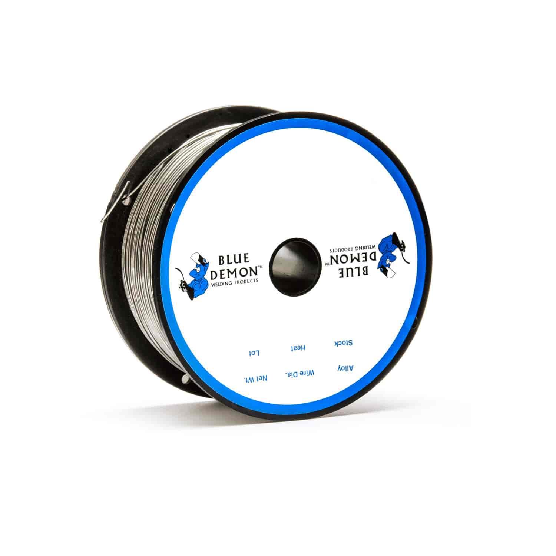 Blue Demon 308LFCO03501: Stainless Steel Flux Core Welding Wire ...