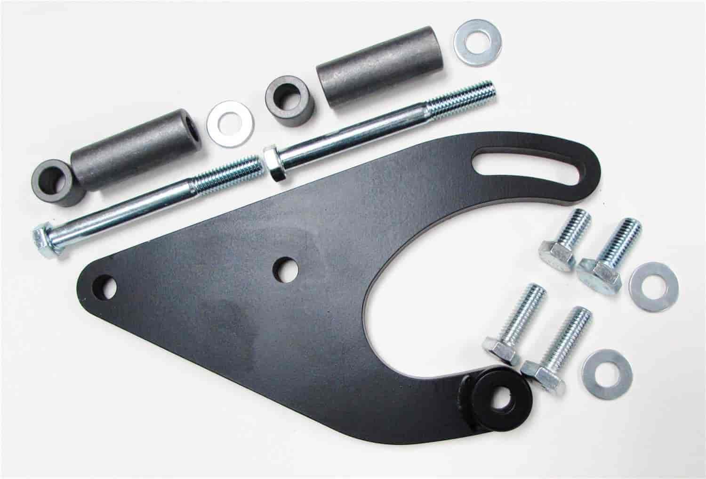 Borgeson 802413 power steering pump bracket ebay for Air conditioner bracket law