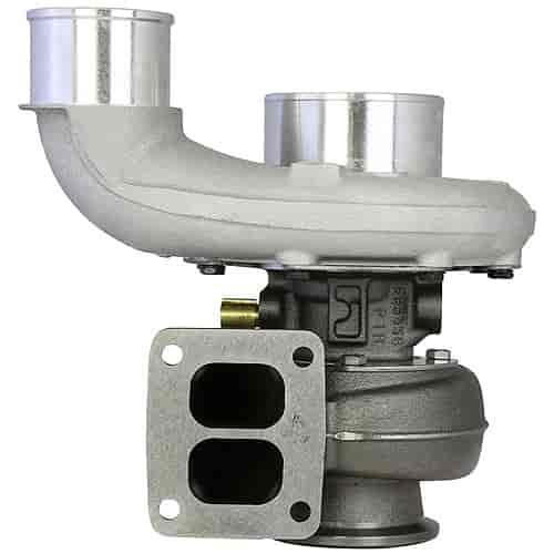 BorgWarner 177284 - BorgWarner AirWerks S300SX3 60/63/66mm 320-800 HP Turbochargers - 90-Degree Outlet