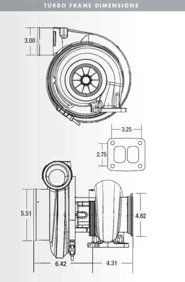 borgwarner airwerks s400sx3 82mm 750