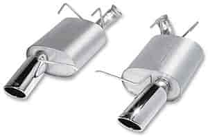 Borla 11797 - Borla Ford Car Stainless Steel Cat-Back Exhaust Systems