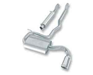 Borla 140212 - Borla Street Performance Exhaust Systems