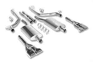 Borla 140297 - Borla Street Performance Exhaust Systems