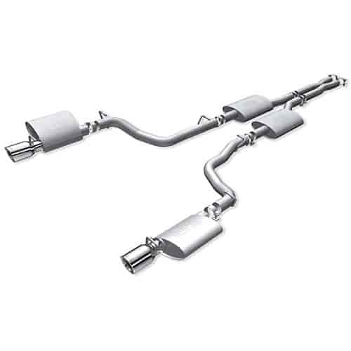 Borla 140305 - Borla Street Performance Exhaust Systems