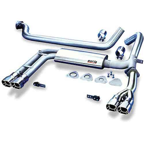 Borla 14759 - Borla Street Performance Exhaust Systems