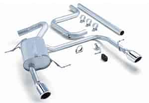 Borla 14917 - Borla Street Performance Exhaust Systems
