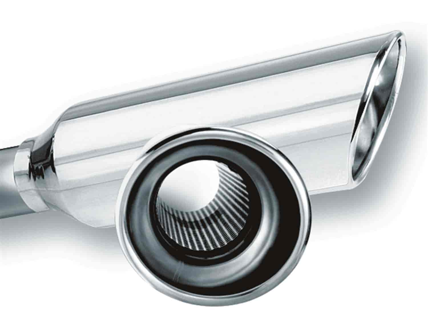 Borla 20248 - Borla Exhaust Tips