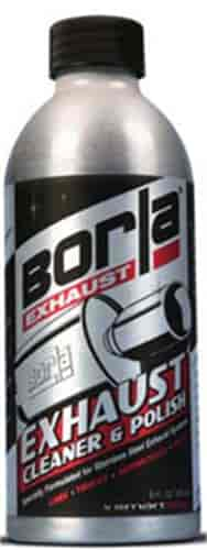 Borla 21461 - Borla Exhaust Cleaner & Polish